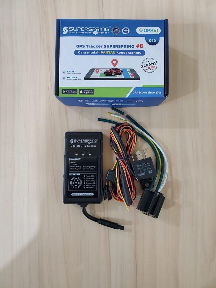 GPS Tracker buat mobil