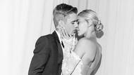 Hailey Baldwin Ungkap Foto Mesra dengan Justin Bieber saat Menikah