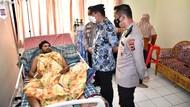 Boy Rafli Kunjungi Iptu Budi Korban Penembakan KKB: Kita Ingin Papua Damai