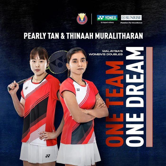 Pearly Tan, Pebulutangkis Malaysia yang Cantik dan Doyan Permen