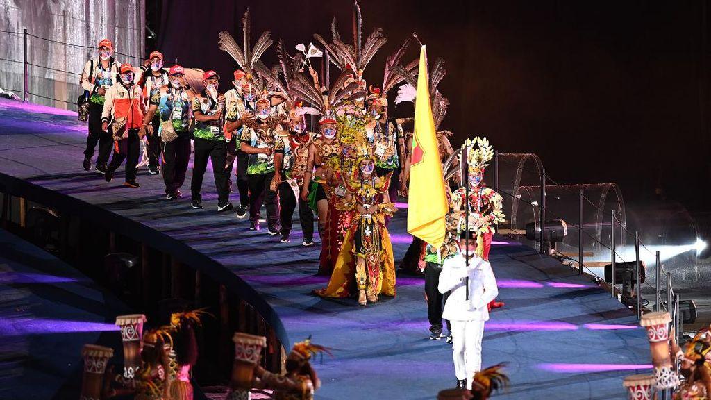 PON XX Papua Resmi Dibuka
