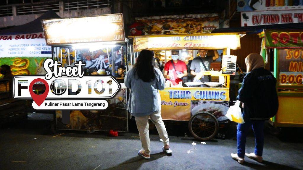 Cerita Di Balik Kepopuleran Kawasan Kuliner Pasar Lama Tangerang