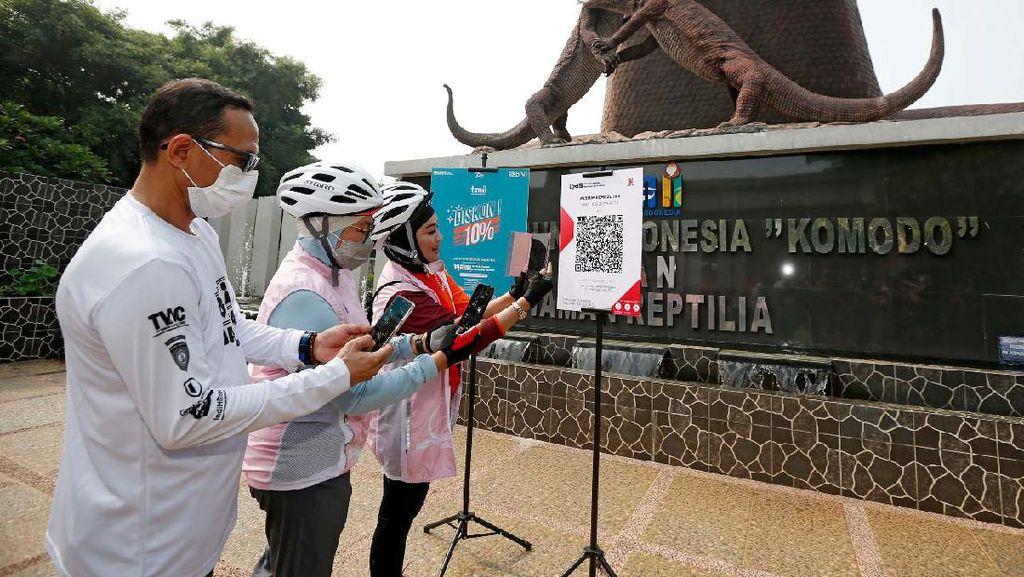 BNI Dorong Transaksi Digital di Tempat Wisata