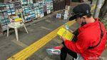 Lesunya Penjualan Buku Bekas di Kwitang