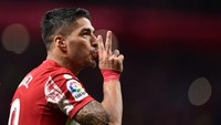 Atletico Vs Liverpool: Menanti Suarez Membobol Gawang Si Merah