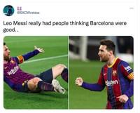 Meme Atletico Barcelona