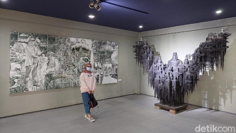 NuArt Sculpture Park, Sisi Lain Wisata di Bandung Barat Dalam Balutan Museum Seni