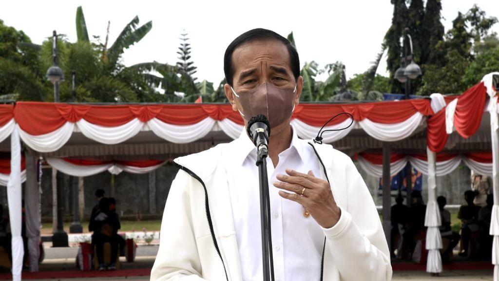 Jokowi Minta Papua Barat Jadi Produsen Pertanian Pertama di Indonesia Timur