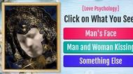 Tes Kepribadian: Wajah Pria atau Pasangan yang Pertama Kali Kamu Lihat?