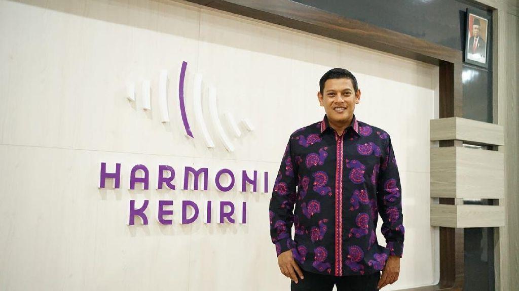 Momen Hari Batik Bagi Kota Kediri Tingkatkan Penggunaan Produk Lokal