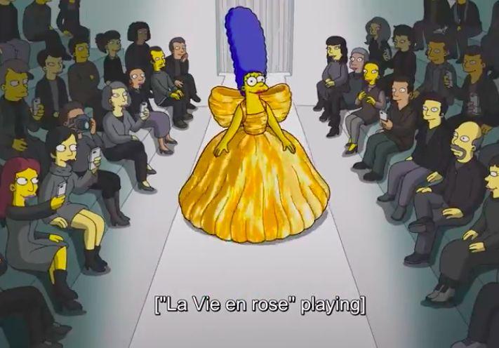 Balenciaga x The Simpsons