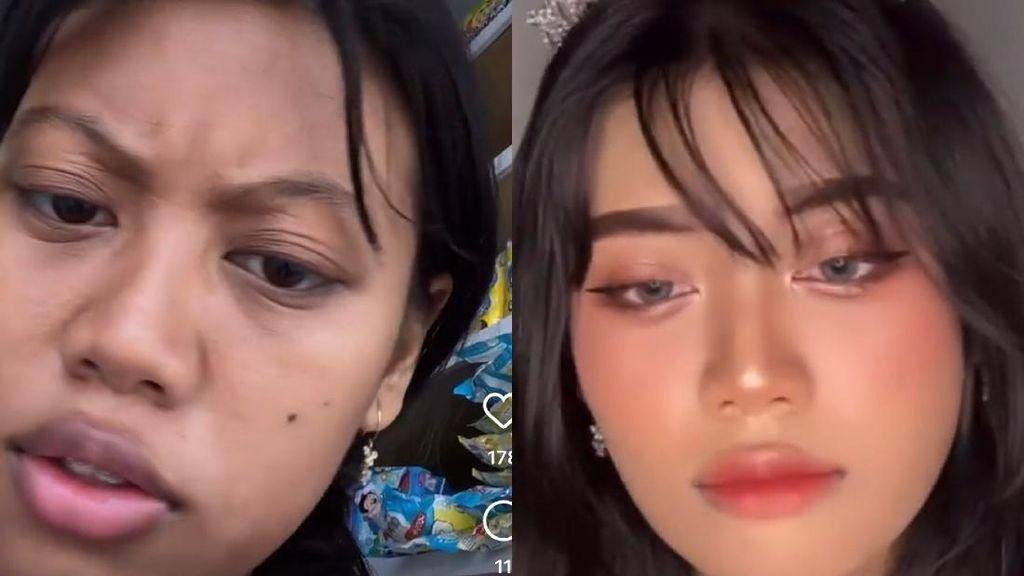 Most Pop: Viral Transformasi Remaja Bojonegoro Setelah Makeup, Banjir Pujian