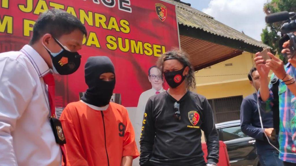 Jual Senpi Rakitan-Peluru, Atlet ABG di Palembang Ditangkap Polisi