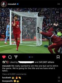 Meme Gol Salah