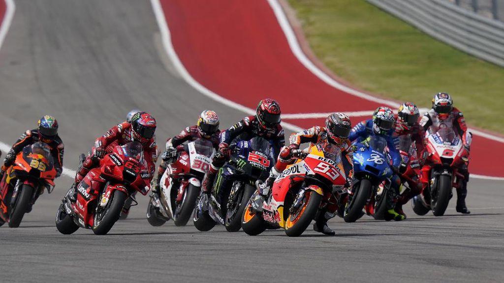 Jadwal MotoGP Emilia Romagna Akhir Pekan Ini