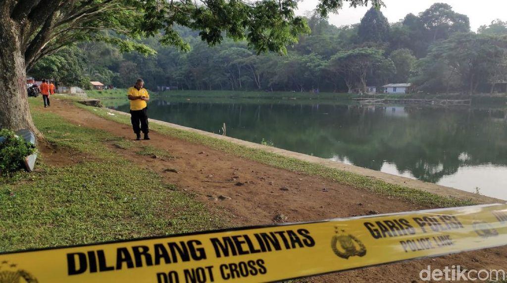 Pencarian Korban Tenggelam di Situ Batukarut Sukabumi Terus Dilakukan