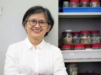 Peneliti Pusat Riset Oseanografi BRIN, Dwi Listyo Rahayu