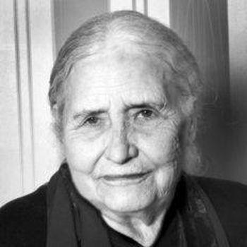 Peraih Nobel Sastra Tertua Doris Lessing