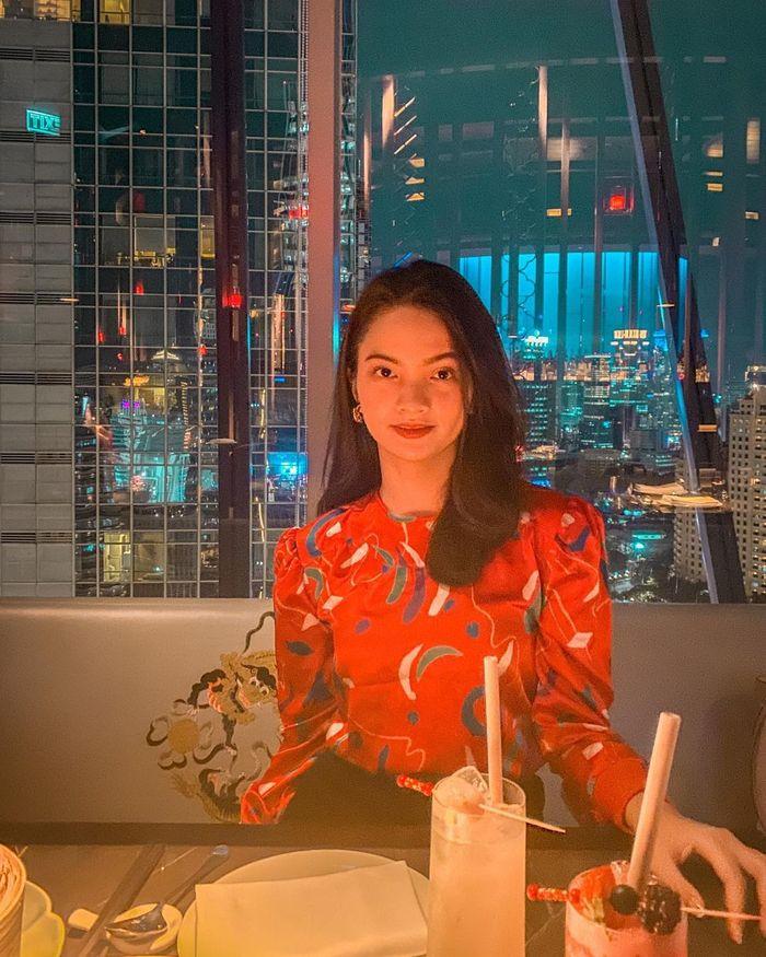 Sabrina Anggraini, Kekasih Belva Devara yang Doyan Makanan Tradisional