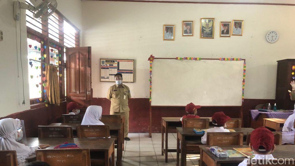 401 Sekolah Tingkat SMA di Kalimantan Tengah Sudah Adakan PTM
