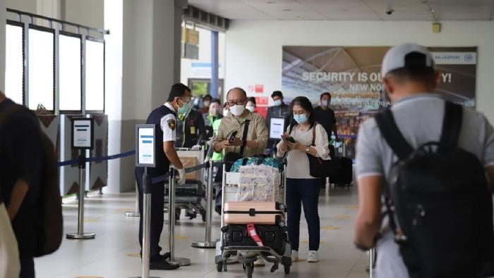 Suasana Bandara Internasional I Gusti Ngurah Rai Bali