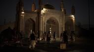 Bom Meledak di Gerbang Masjid Afghanistan, 5 Orang Tewas