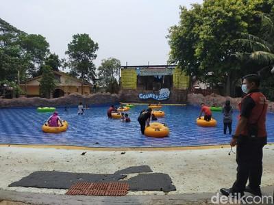 Transera Waterpark Bekasi Sambut Wisatawan Lagi, Terjamin Aman?