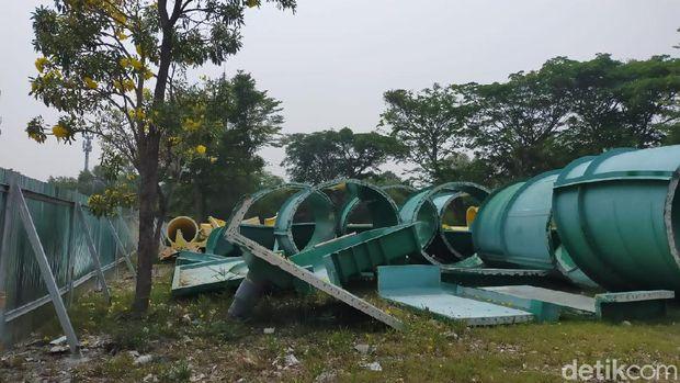 Waterboom Jakarta Dibongkar, Mau Dibuat Apartemen?