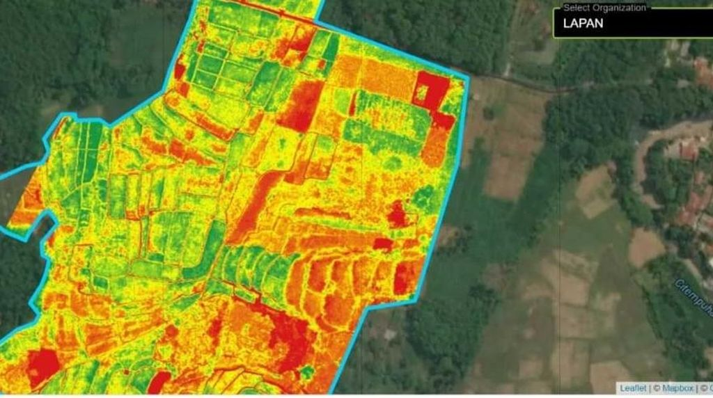 Bogor Lakukan Uji Drone Pintar untuk Pertanian