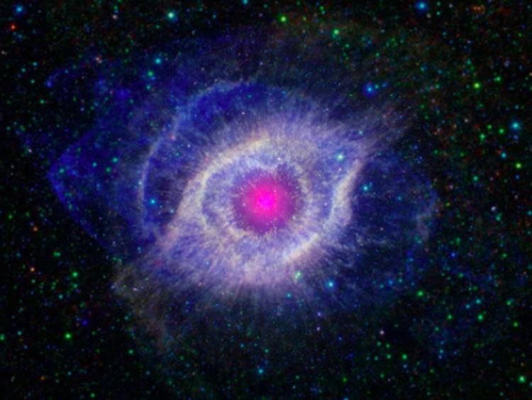 galaksi mata
