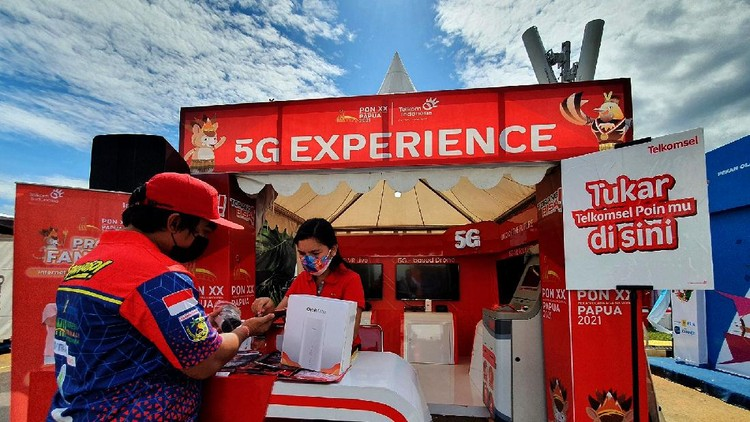 Telkomsel menjadi provider yang pertama menghadirkan jaringan 5G di Bumi Cenderawasih. Pengin tahu seperti apa pengalamannya?