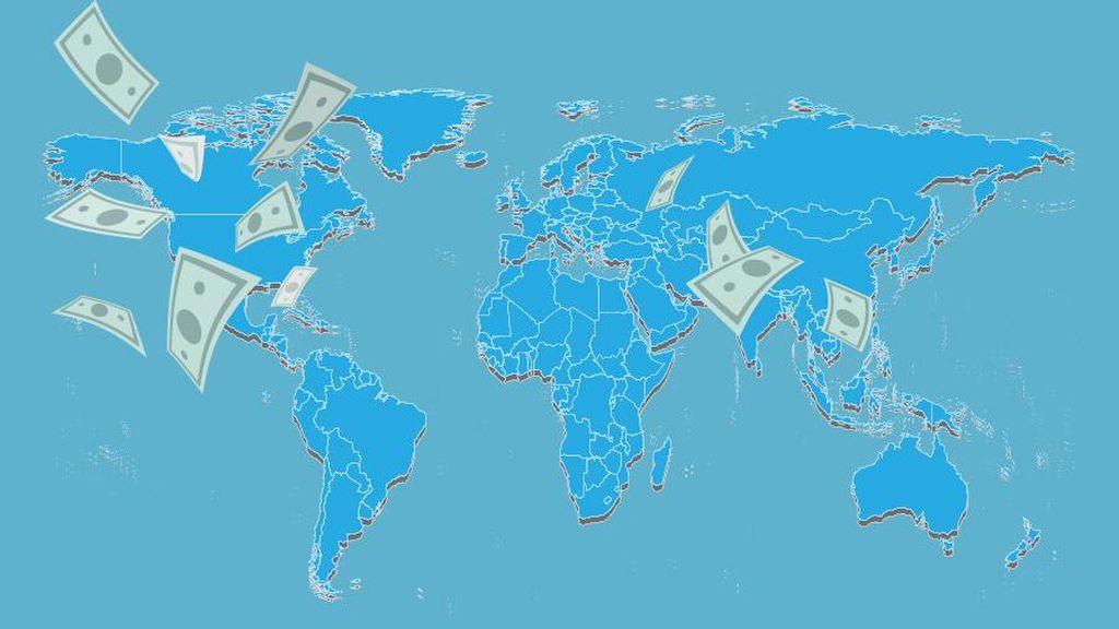 Sudah Tahu 10 Negara Terkaya di Dunia?