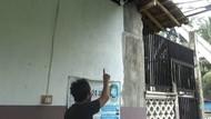 Pencuri CD di Banyuwangi Terekam CCTV, Pelaku Bertopeng Celana Dalam