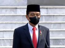 Jokowi: Santri Harusnya Tak Lagi Cari Kerja, Tapi Buka Lapangan Kerja