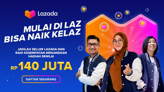 Program Lazada