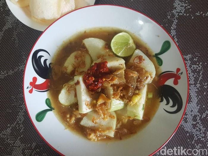 Resep Lontong Kikil Surabaya