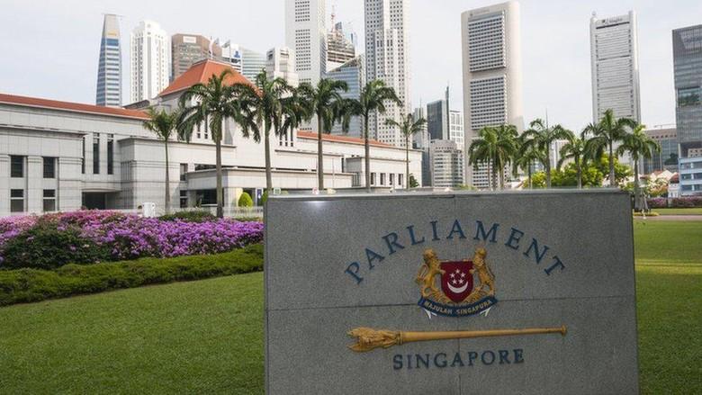 Singapura sahkan undang-undang kontroversial untuk menangkal campur tangan asing