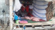 Cerita Keluarga Solehuddin yang Setahun Tinggal di Poskamling 2x1 Meter