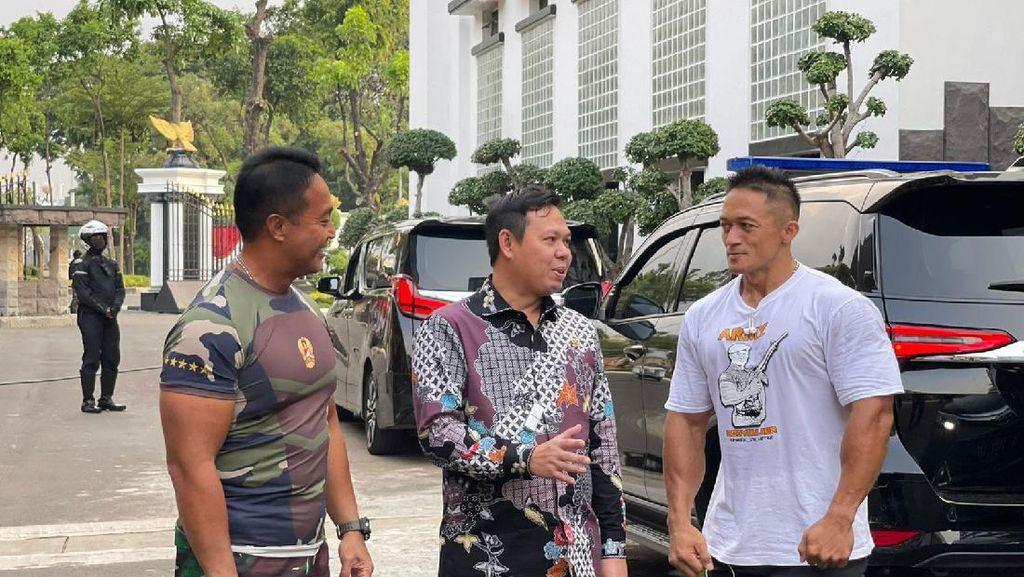 Wakil Ketua DPD Dorong Kerja Sama TNI & Pemda Jaga Ekosistem Hutan