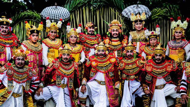 Yayasan Bali Purnati Gelar Program Kebudayaan Jiwa Gambuh