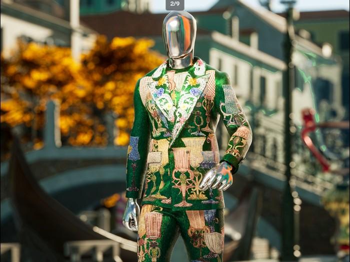 Baju Digital NFT Dolce & Gabbana