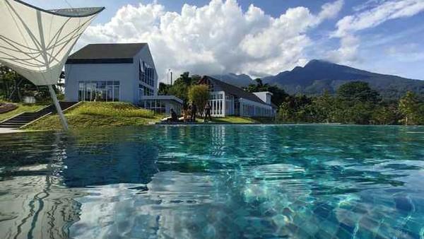 Dengan konsep camp,Leuweng Geledegan Ecolodge yang berlokasidi Ciapus, Bogor ini membandrol harga Rp 238.688 per malam dari Rp 712.500 di EPIC Hour(Leuweng Geledegan Ecolodge/Traveloka)