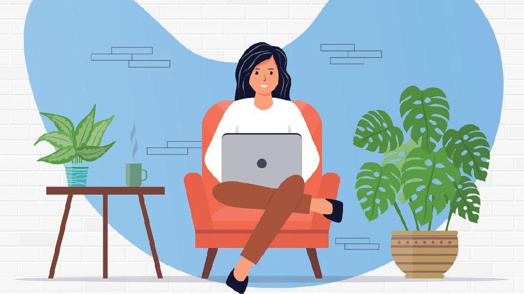 Jenuh Kerja dan Belajar Jarak Jauh? Coba Atasi dengan 4 Tips Ini