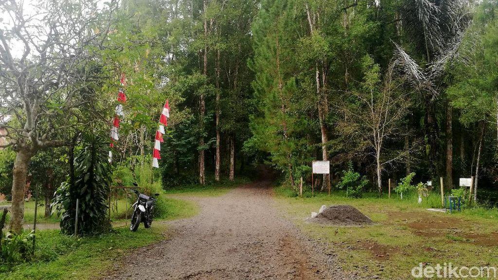 Jelajah Perbatasan Sumedang-Garut-Bandung di Gunung Masigit Kareumbi