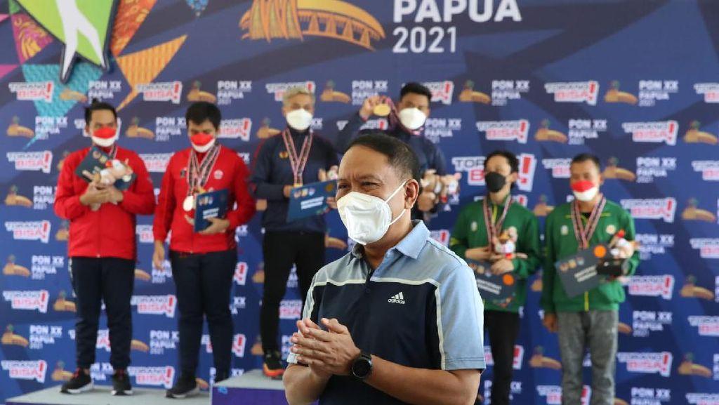Menpora Pernah Dipuji Presiden WADA, Pertanda Baik untuk Indonesia?