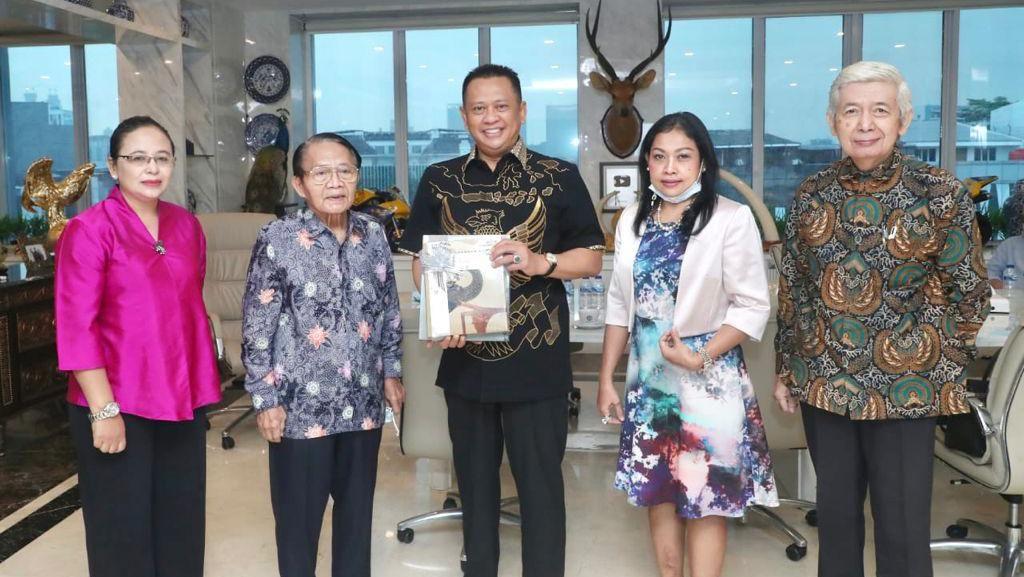 Ketua MPR Dorong Indonesia Jadi Rumah Wayang Dunia
