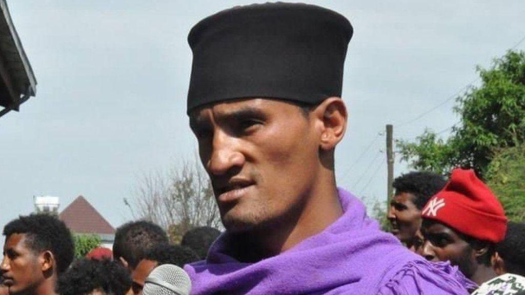 Kisah Biarawan Ethiopia, Dulu Bawa Kitab Suci Kini Panggul Senjata