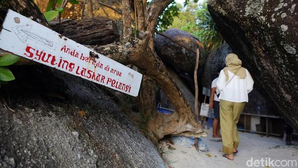 Tempat wisata yang satu ini menjadi primadona di Belitung. Pantai Tanung Tinggi menjadi salah satu lokasi syuting film Laskar Pelangi yang tayang pada 2008silam.