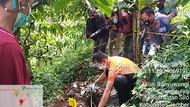 Mayat Bayi Ditemukan Terkubur Terbungkus Sajadah di Kebun Kopi Jember