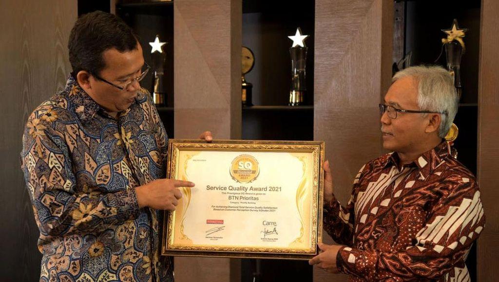 Penghargaan Best Priority Banking